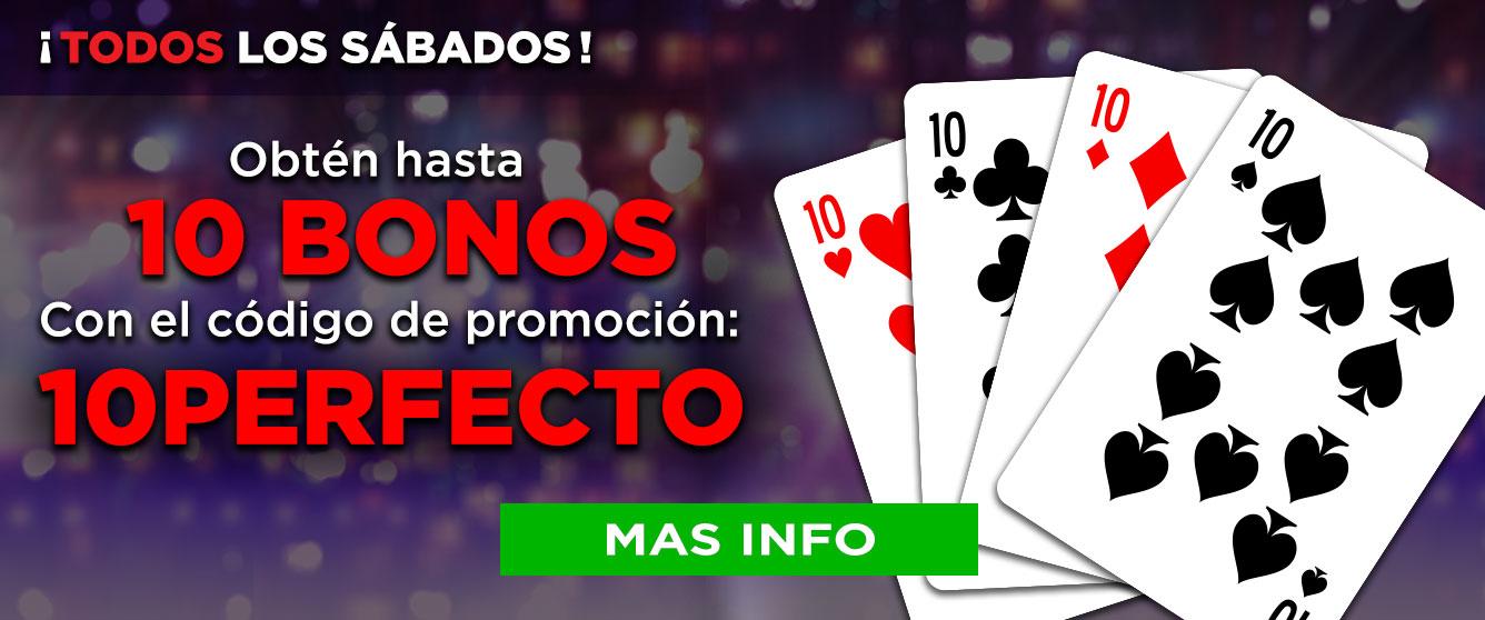 Casino Caliente bono fin de semana