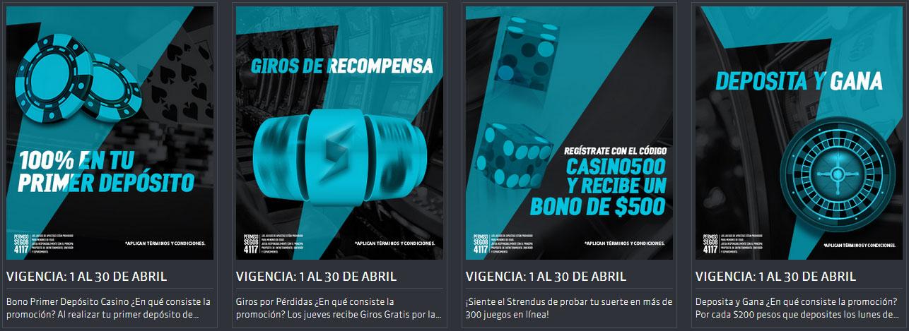 Casino Strendus Promociones