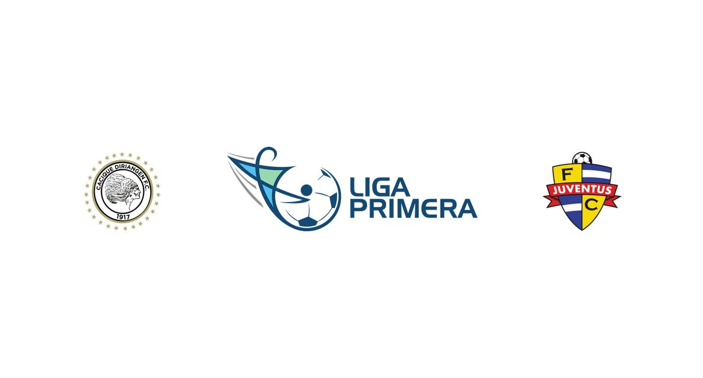Diriangén FC vs Juventus Managua