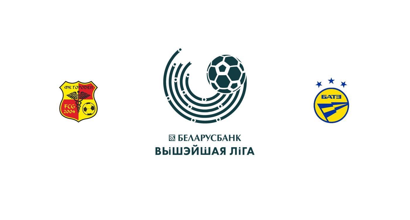 FC Gorodeya vs Bate Borisov