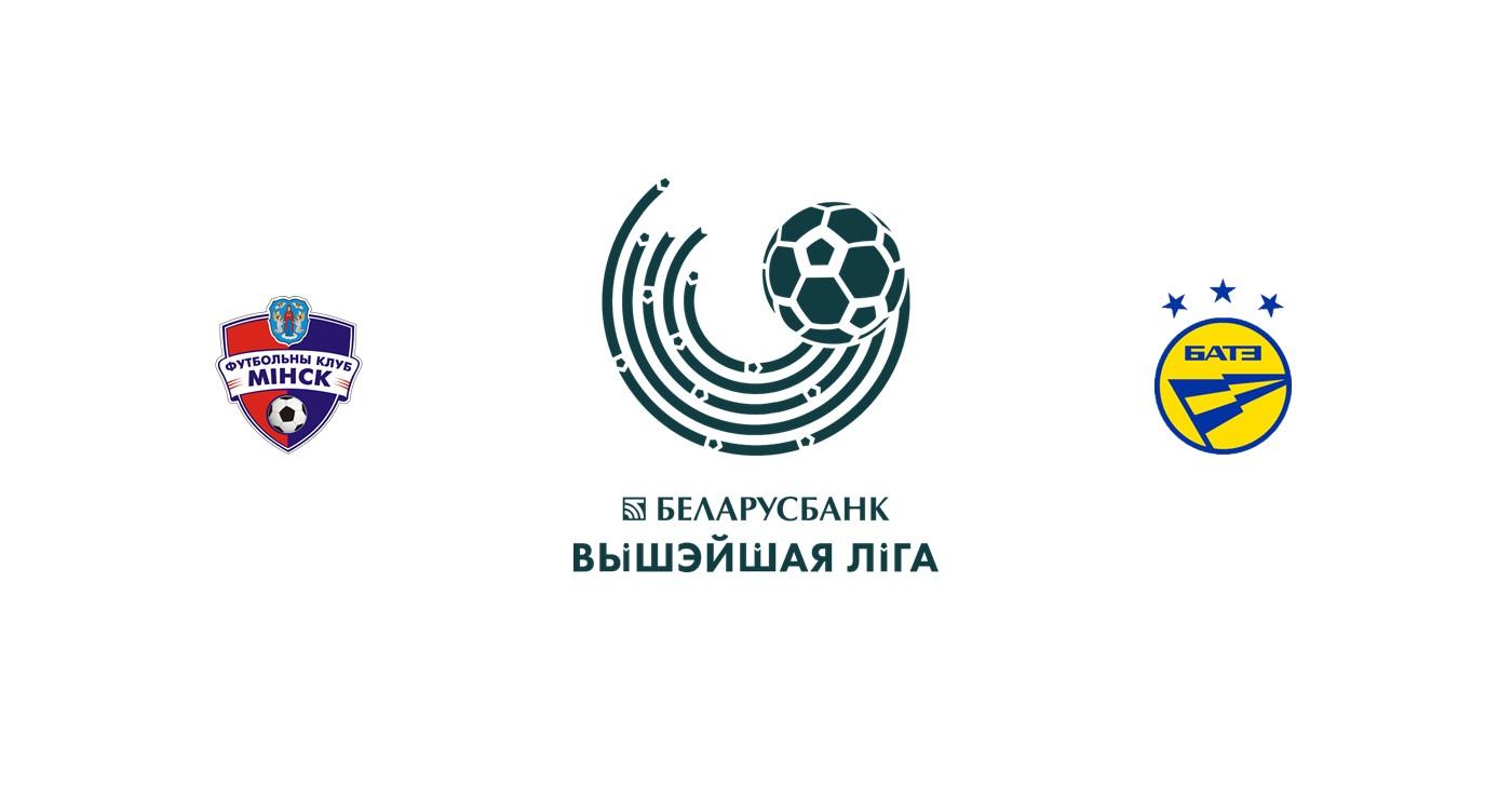 FC Minsk vs Bate Borisov