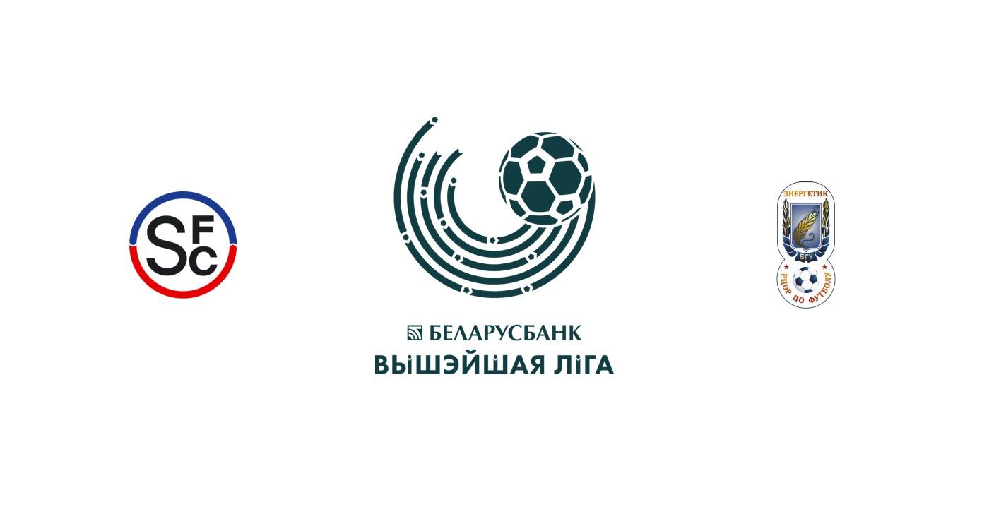 FC Smolevichi vs Energetik BGU