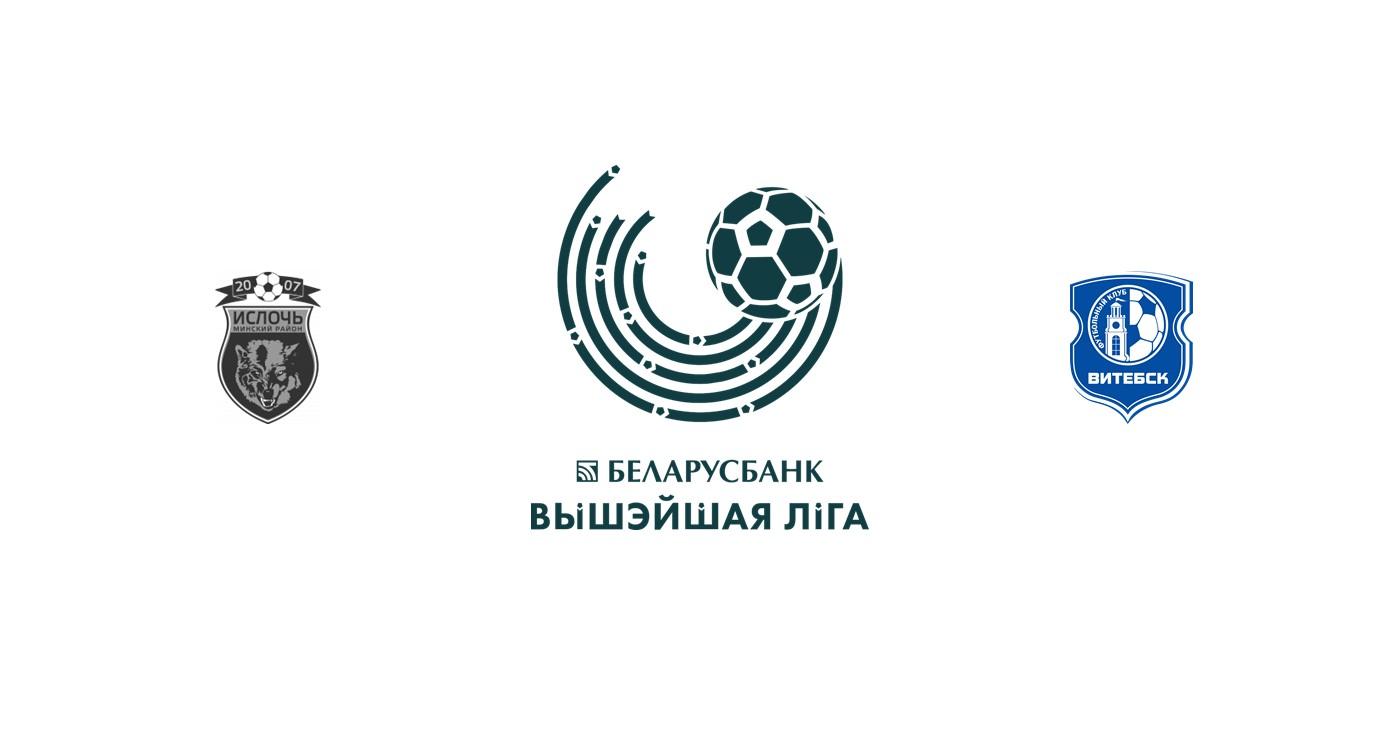 Isloch Minsk vs FC Vitebsk