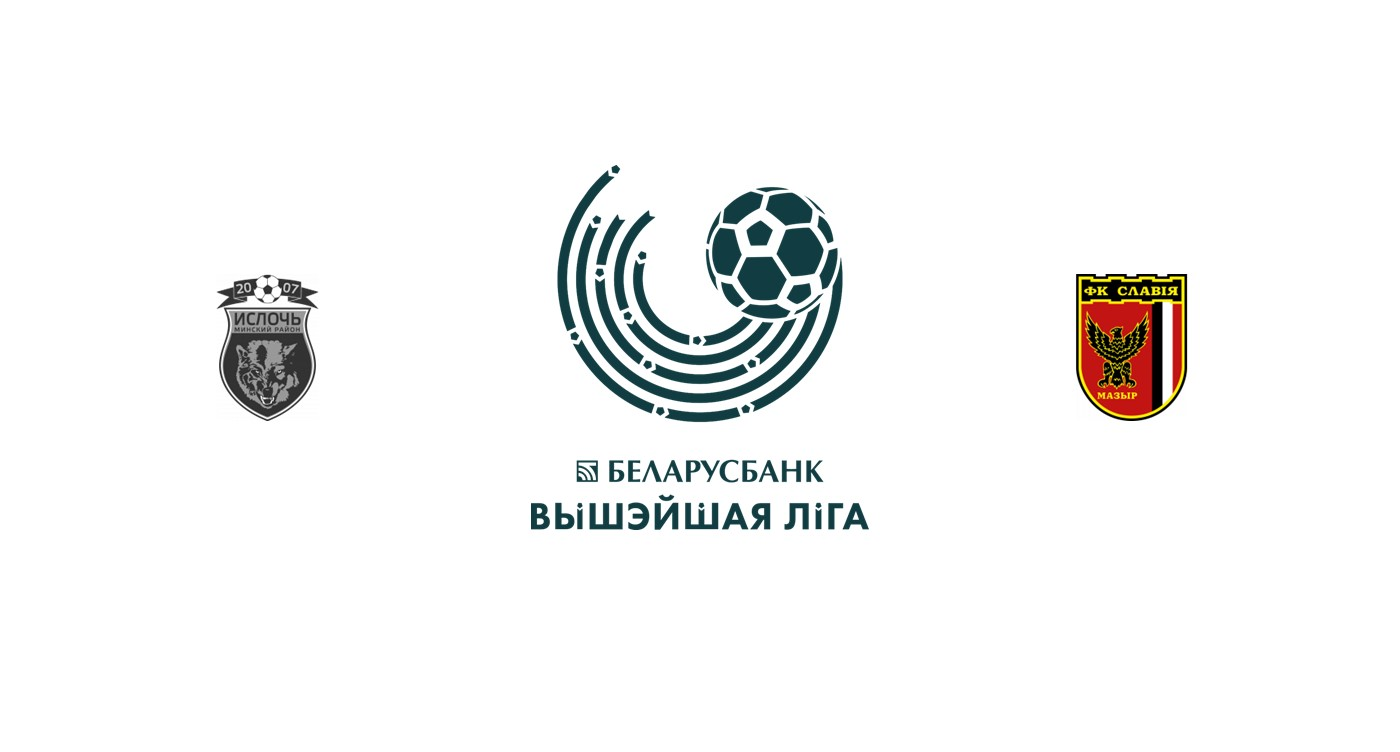 Isloch Minsk vs Slavia Mozyr
