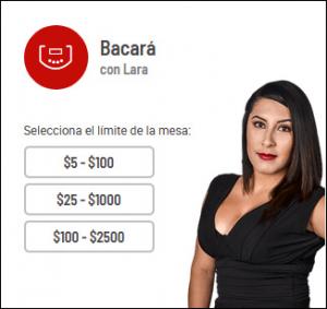 Live Bacara Bodog casino