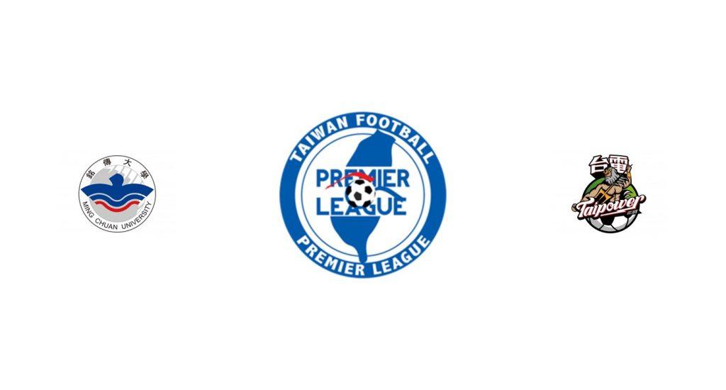 Ming Chuan University vs Taipower FC Previa, Predicciones y Pronóstico