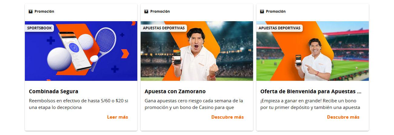 Promociones Betsson Chile