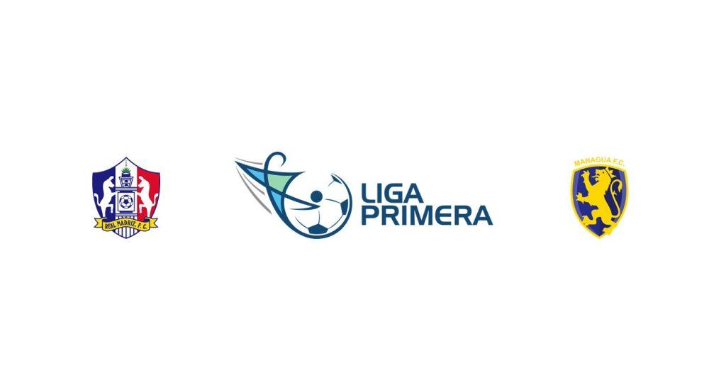 Real Madriz vs Managua FC Previa, Predicciones y Pronóstico