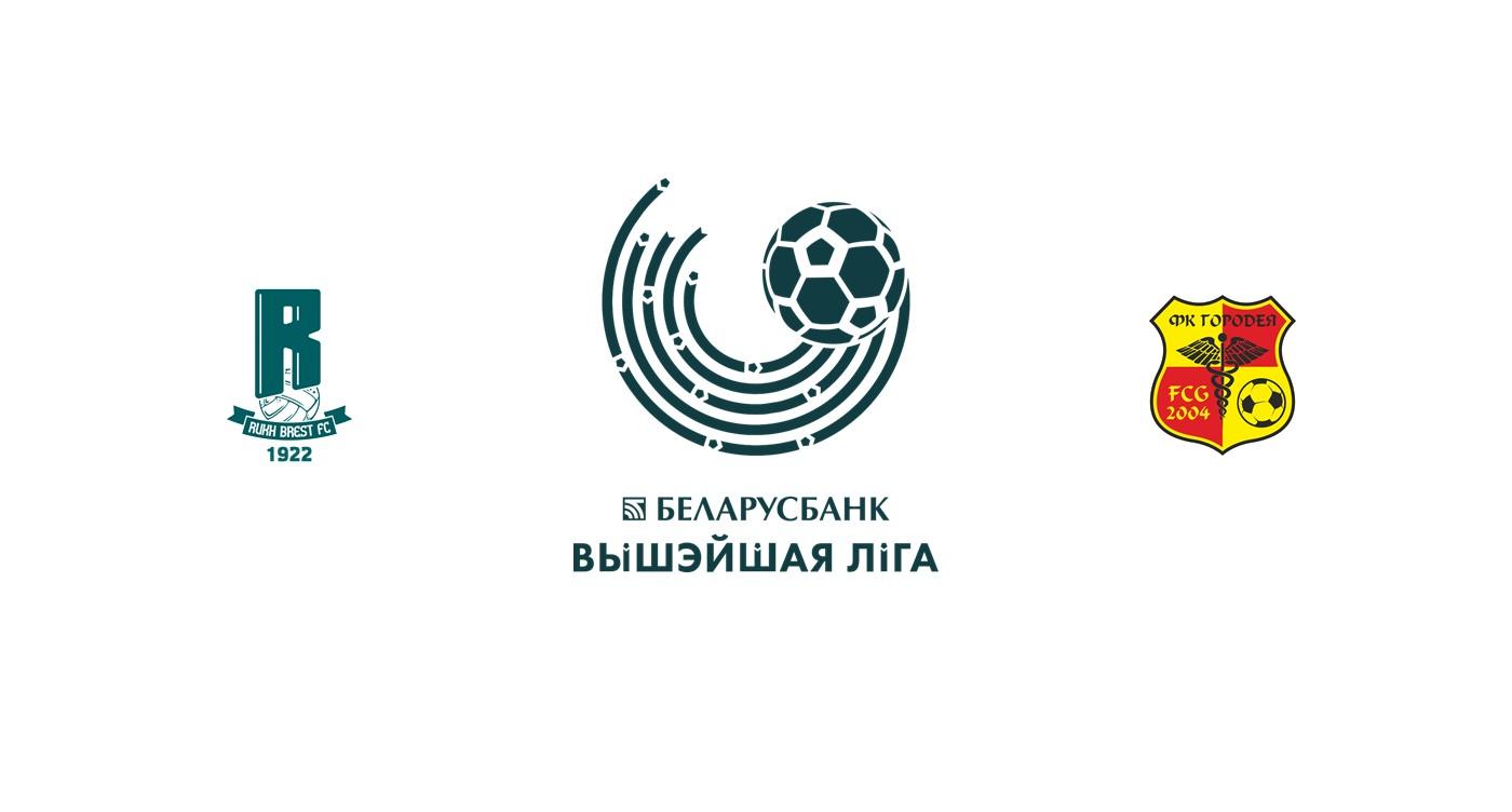 Rukh Brest vs FC Gorodeya
