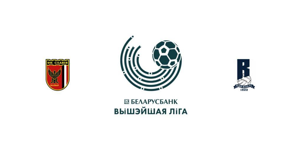 Slavia Mozyr vs Rukh Brest Previa, Predicciones y Pronóstico
