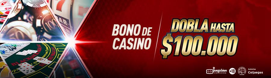 Sportium Casino bono depósito