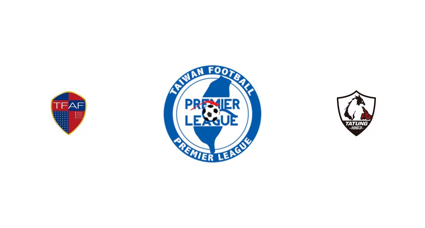 Taichung Futuro vs Tatung FC
