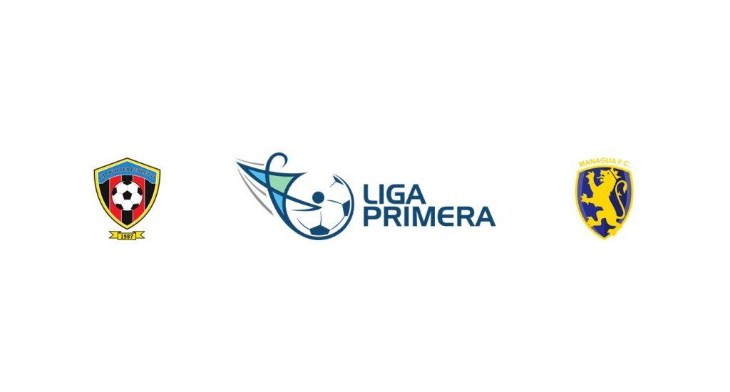 Walter Ferretti vs Managua FC Previa, Predicciones y Pronóstico