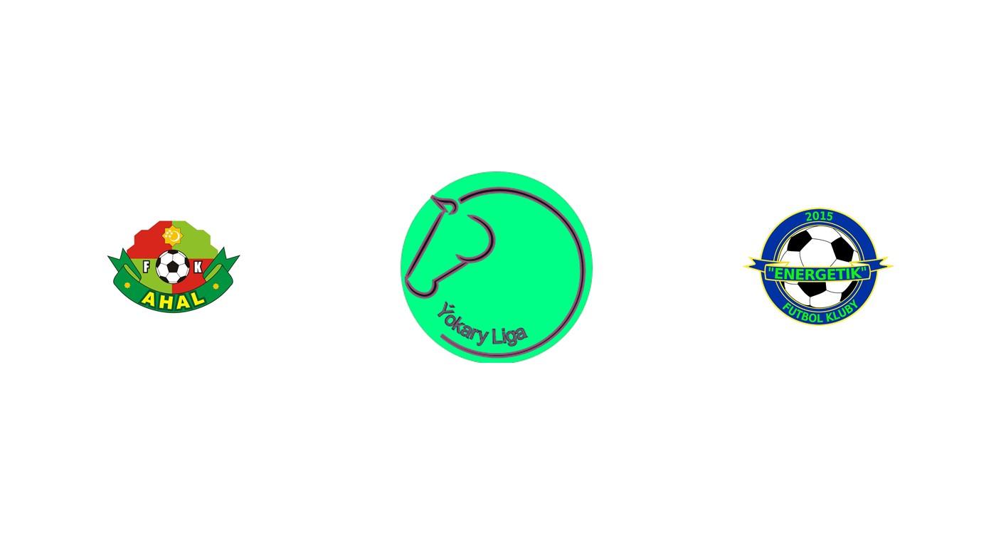 Ahal FC vs Energetik FC