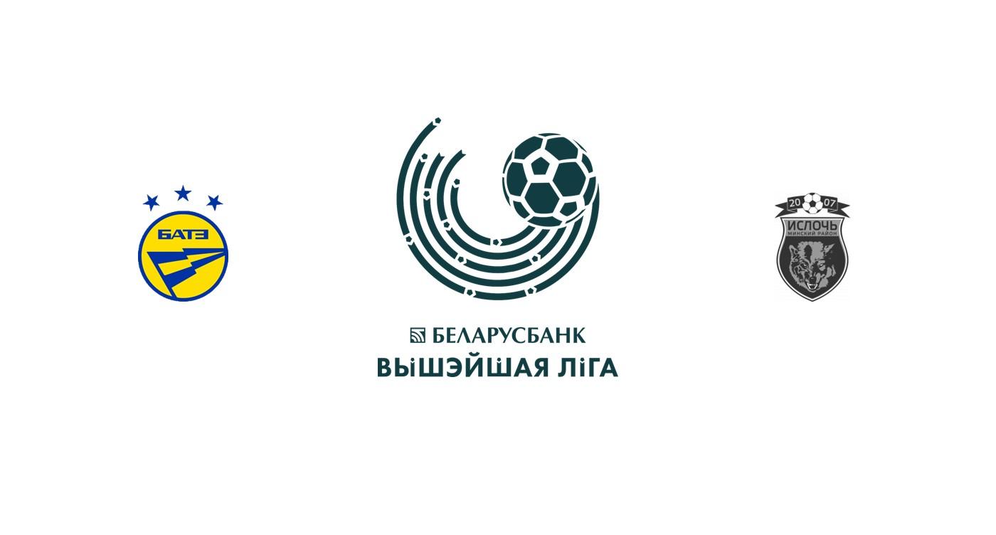 Bate Borisov vs Isloch Minsk