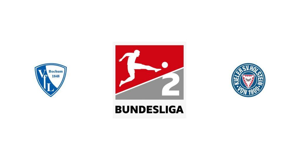 Bochum vs Holstein Kiel Previa, Predicciones y Pronóstico