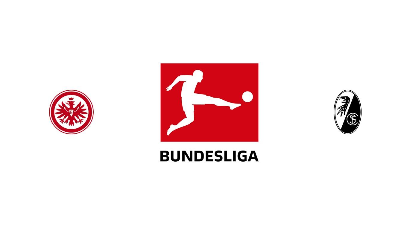 Eintracht Frankfurt vs Friburgo