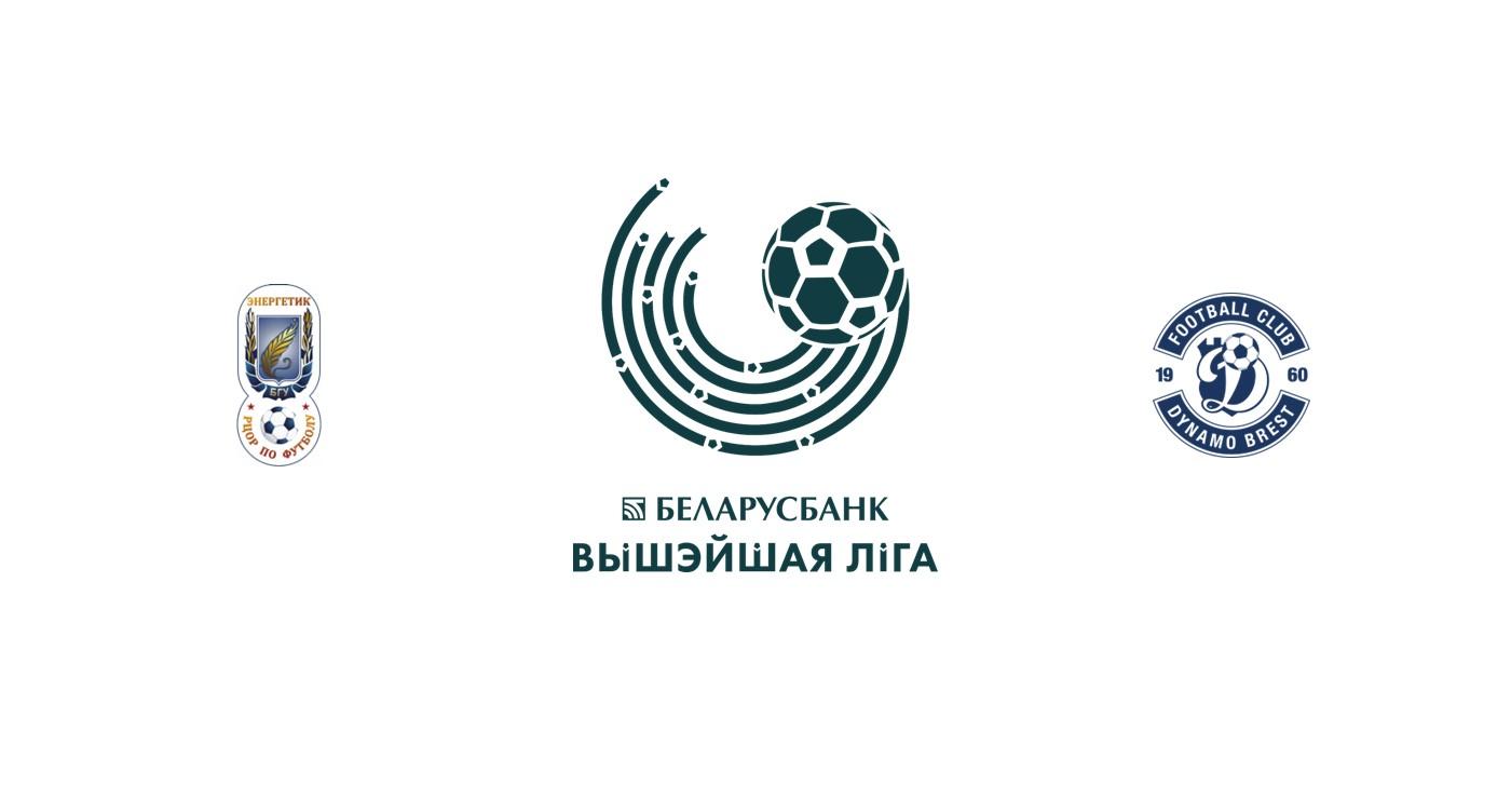 Energetik BGU vs Dynamo Brest