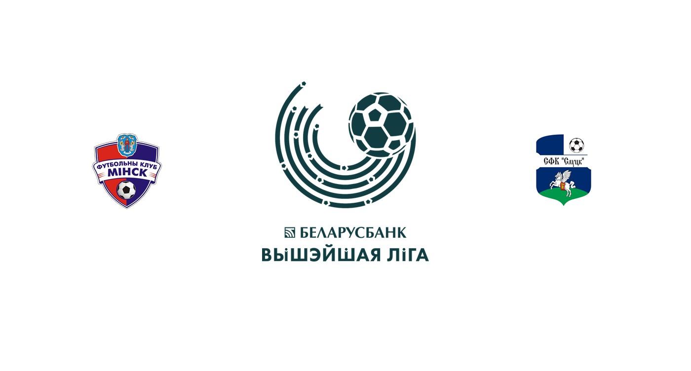 FC Minsk vs FC Slutsk