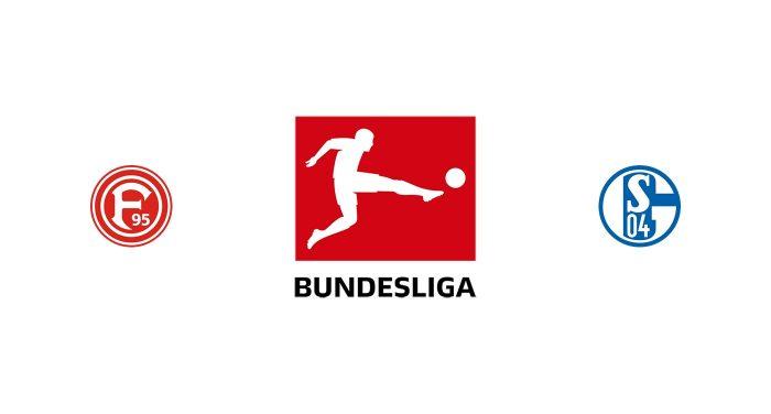 Fortuna Dusseldorf vs Schalke 04 Previa, Predicciones y Pronóstico