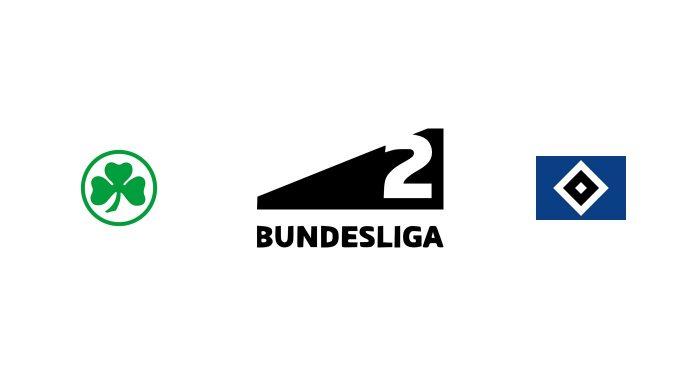Furth vs Hamburgo Previa, Predicciones y Pronóstico