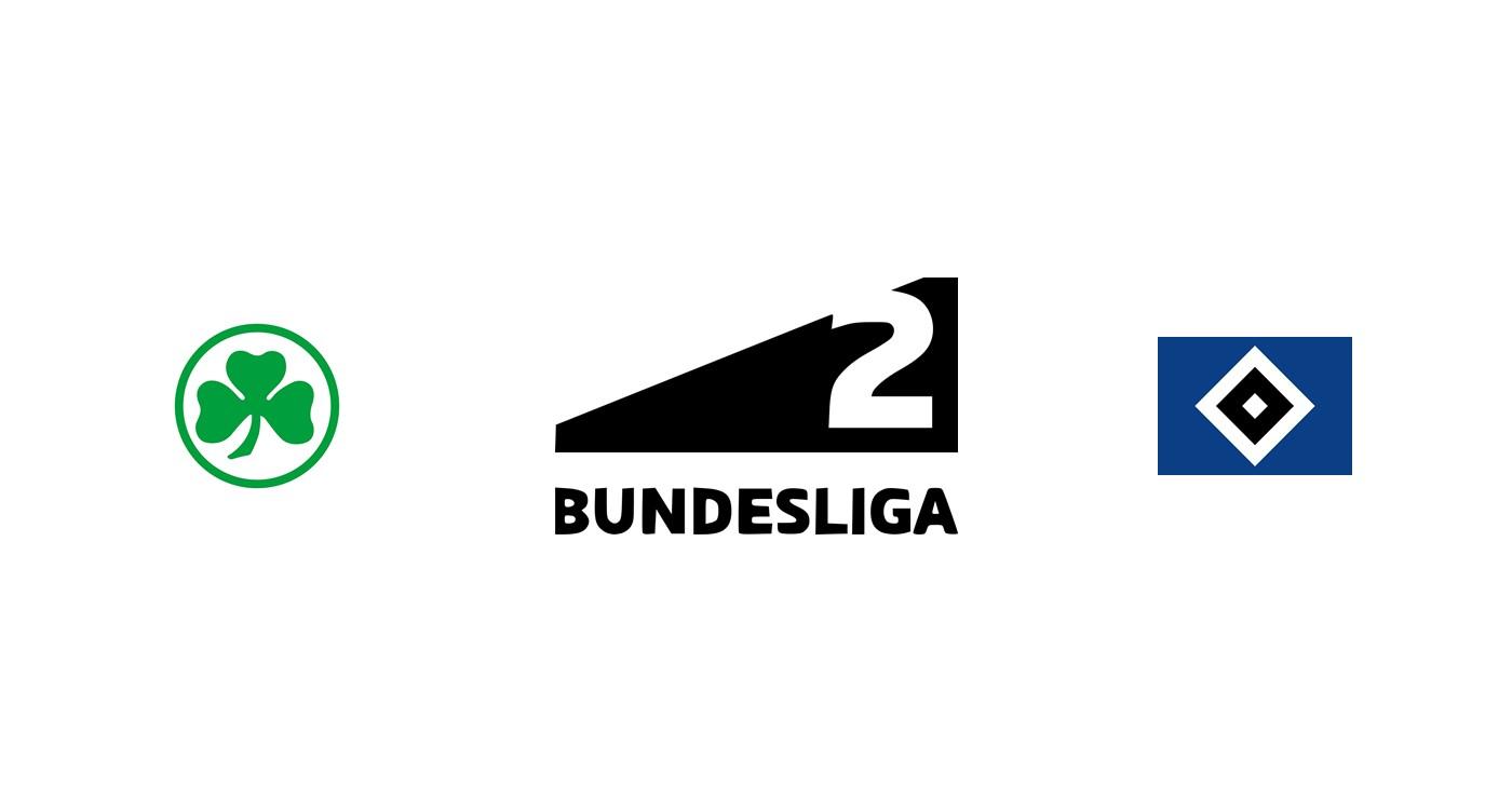 Furth vs Hamburgo