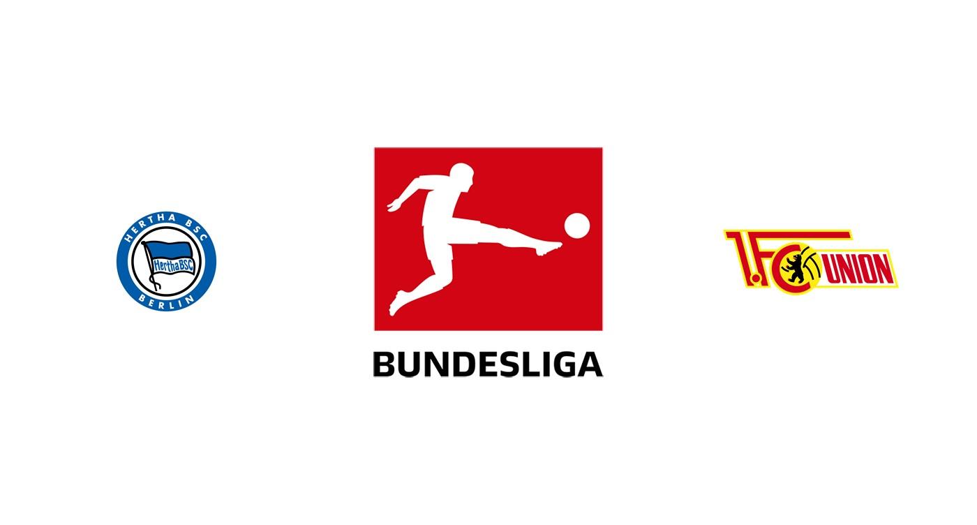 Hertha Berlín vs Unión Berlín