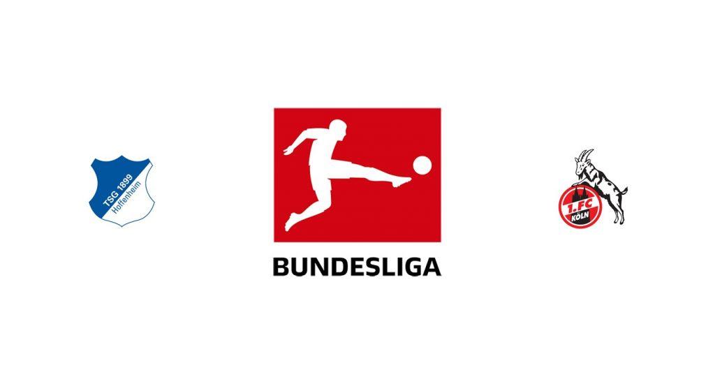 Hoffenheim vs Colonia Previa, Predicciones y Pronóstico