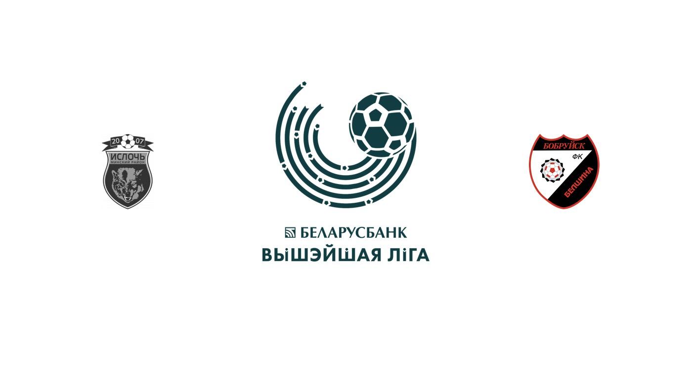Isloch Minsk vs Belshina