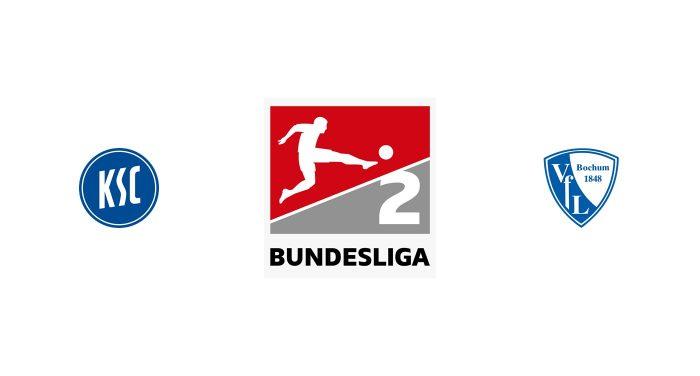 Karlsruher SC vs VFL Bochum Previa, Predicciones y Pronóstico