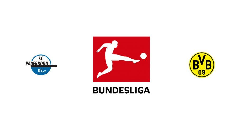Paderborn vs Borussia Dortmund Previa, Predicciones y Pronóstico