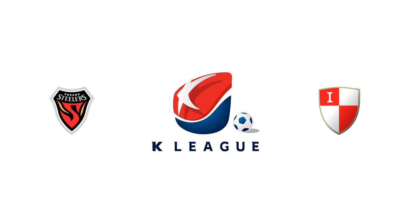 Pohang Steelers vs Busan Ipark