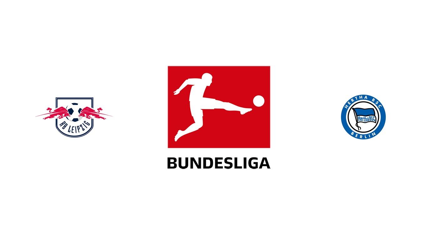 RB Leipzig vs Hertha Berlín