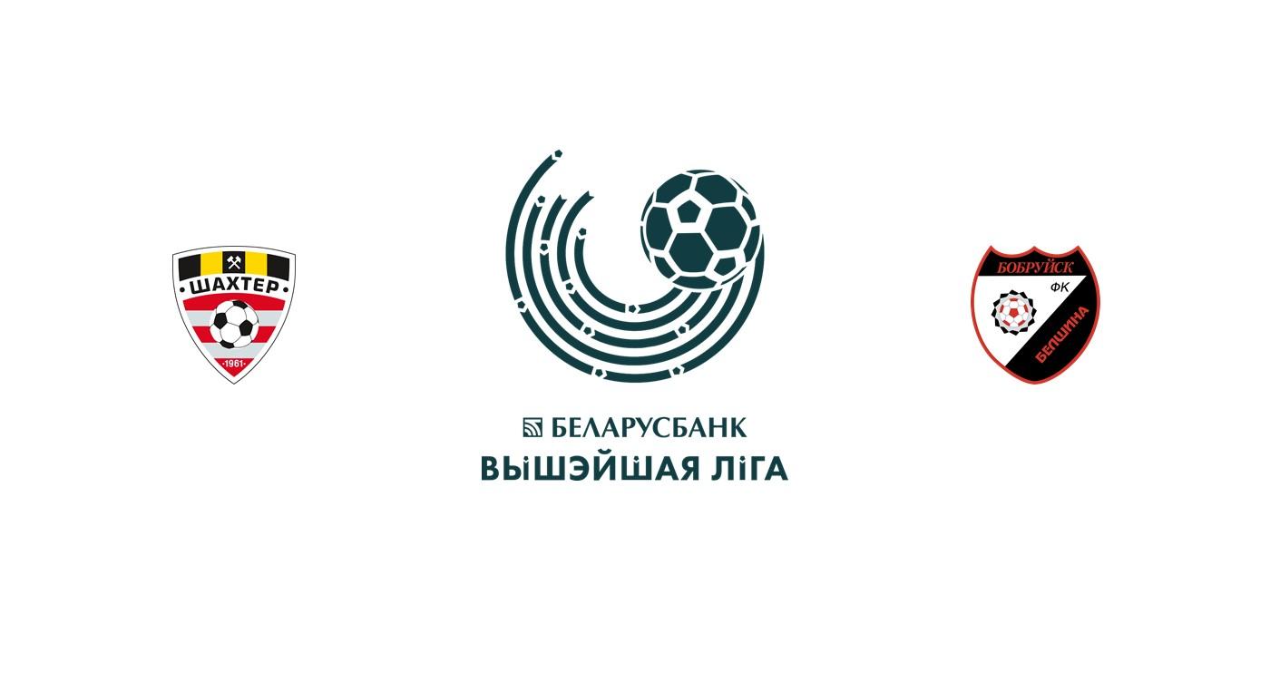 Shakhtyor Soligorsk vs Belshina