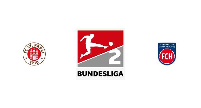 St Pauli vs FC Heidenheim Previa, Predicciones y Pronóstico
