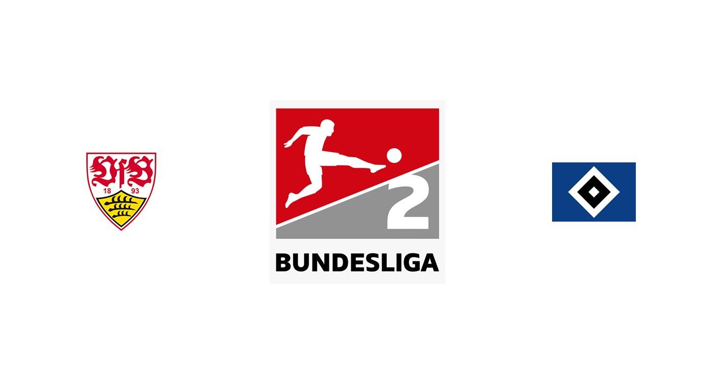 Stuttgart vs Hamburgo
