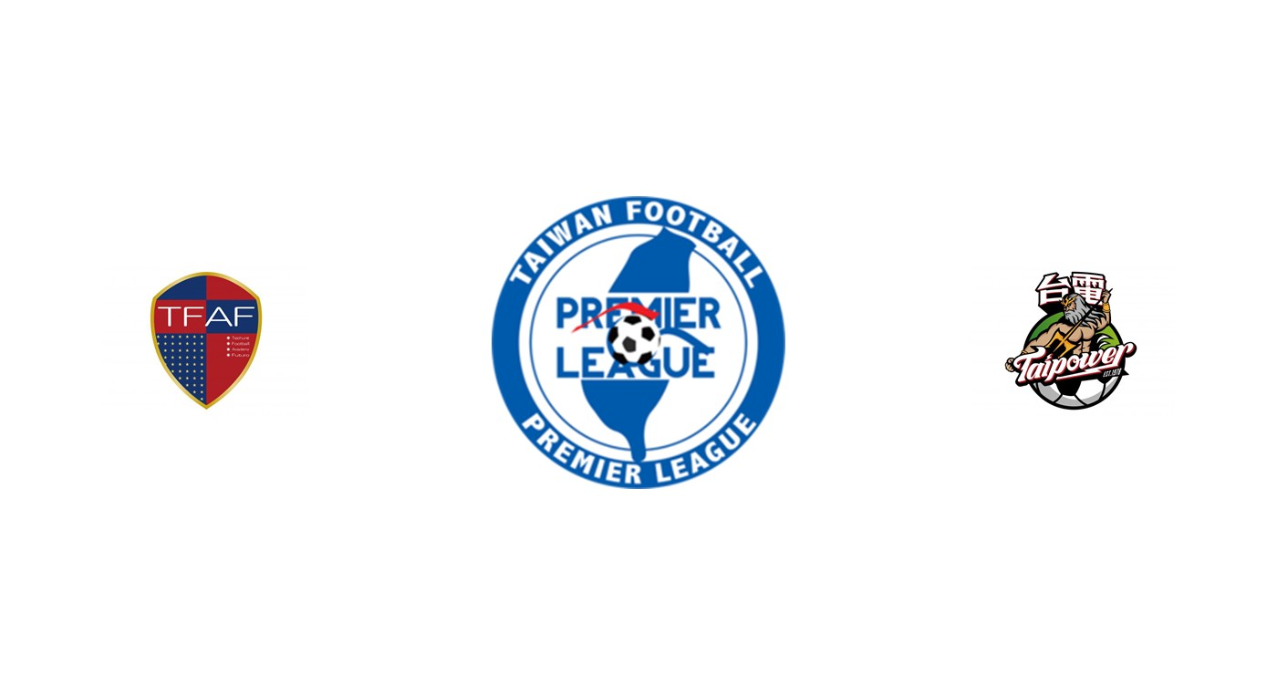 Taichung Futuro vs Taipower FC