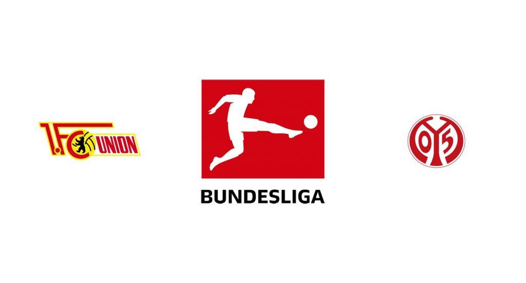 Unión Berlín vs Mainz 05 Previa, Predicciones y Pronóstico
