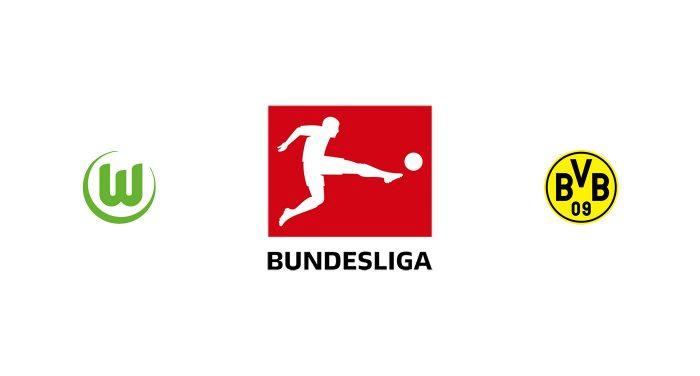 Wolfsburgo vs Borussia Dortmund Previa, Predicciones y Pronóstico 20/05/2020