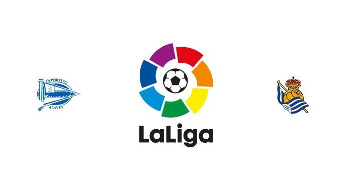 Alavés vs Real Sociedad Previa, Predicciones y Pronóstico 16-06-2020