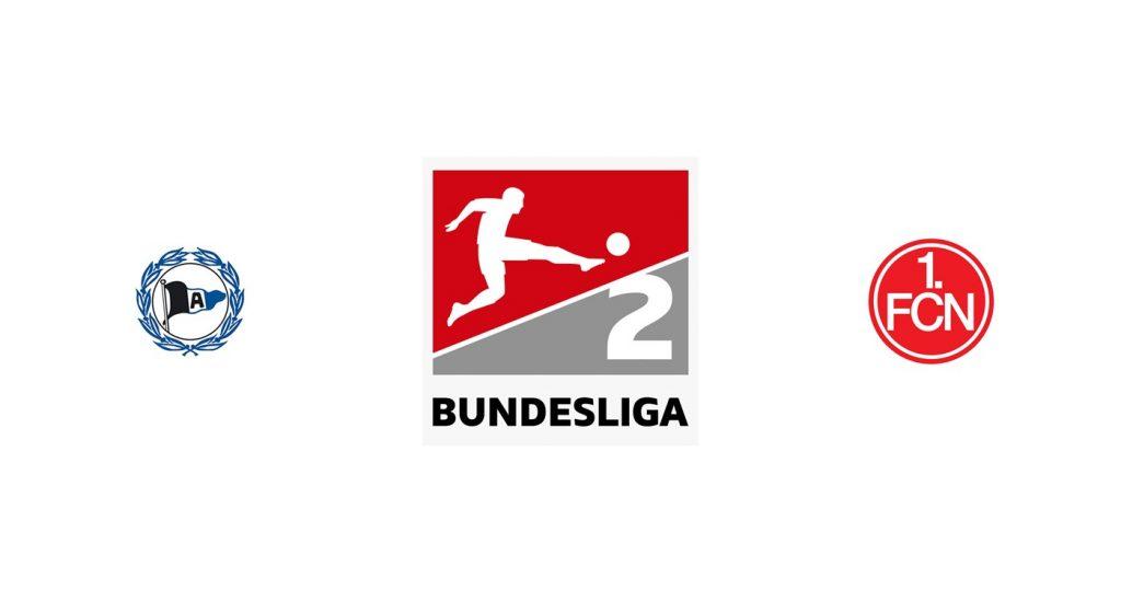 Arminia Bielefeld vs Nuremberg Previa, Predicciones y Pronóstico