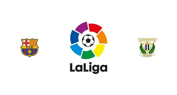 Barcelona vs Leganés Previa, Predicciones y Pronóstico