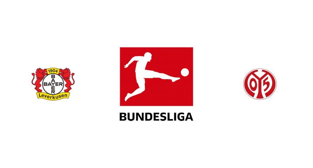 Bayer Leverkusen vs Mainz 05 Previa, Predicciones y Pronóstico
