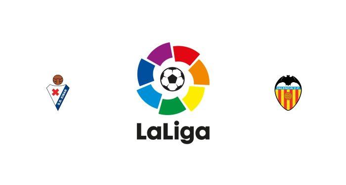 Eibar vs Valencia Previa, Predicciones y Pronóstico 25/06/2020