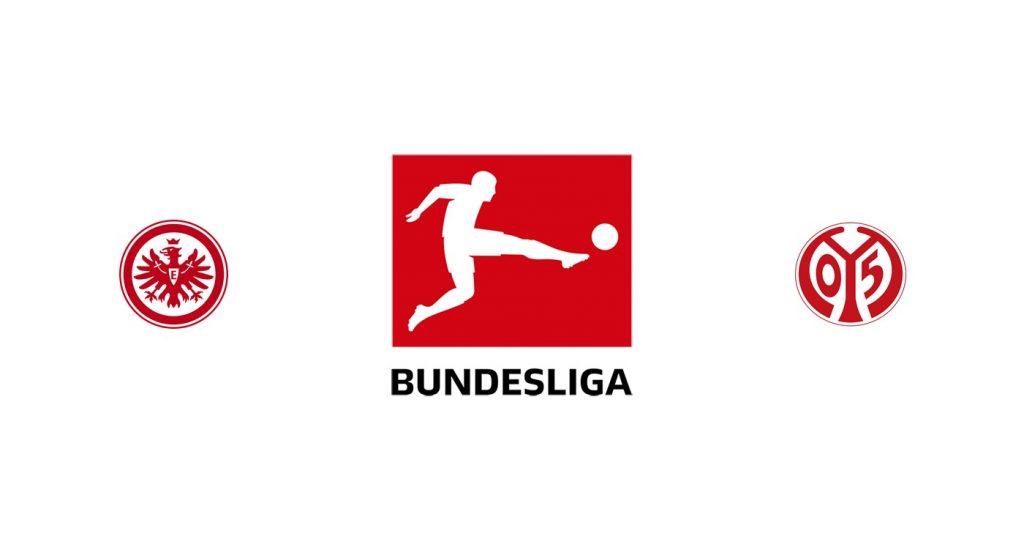Eintracht Frankfurt vs Mainz 05 Previa, Predicciones y Pronóstico