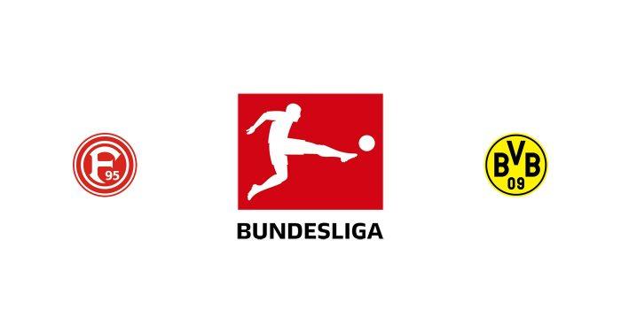 Fortuna Dusseldorf vs Borussia Dortmund Previa, Predicciones y Pronóstico