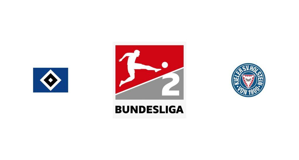 Hamburgo vs Holstein Kiel Previa, Predicciones y Pronóstico