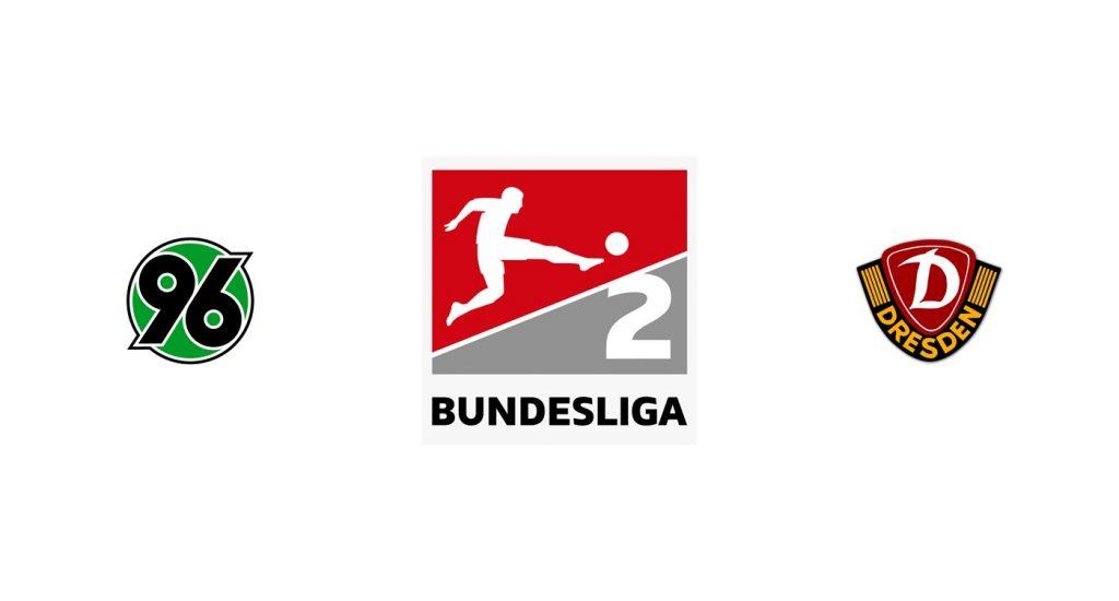 Hannover 96 vs Dynamo Dresden Previa, Predicciones y Pronóstico
