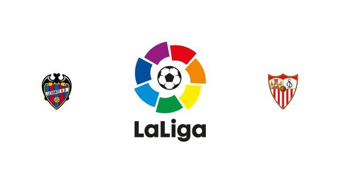Levante v Sevilla Previa, Predicciones y Pronóstico 24-04-2018