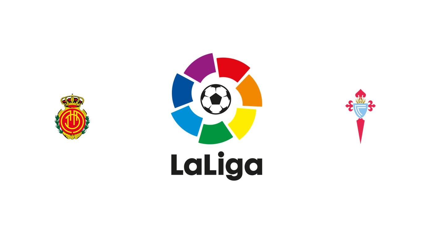 Mallorca vs Celta Vigo